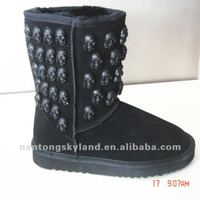 snow boot fashionable design high quality