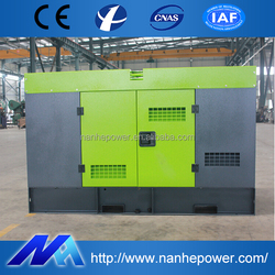 Popular Engine Price Soundproof Type Home Used Diesel 50KW Fuel Less Generator