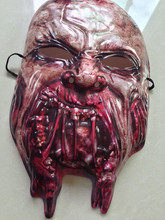 OEM design scary clown pvc masks