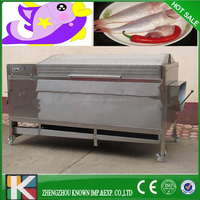 Factory provide Fish scaling and gutting machine /automatic fish cleaning and scaler machine