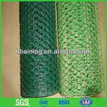 Hexagonal Wire Mesh fence netting/chicken wire/hexagonal gabion( best quality , low price , factory or manufacturer )