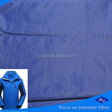 man jacket 300t 100 nylon rip stop nylon fabric wholesale