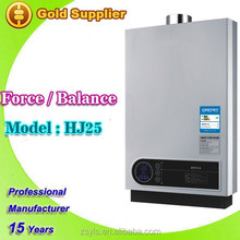 Stainless Steel Housing Material and Instant / Tankless Storage / Tankless NG gas water boiler
