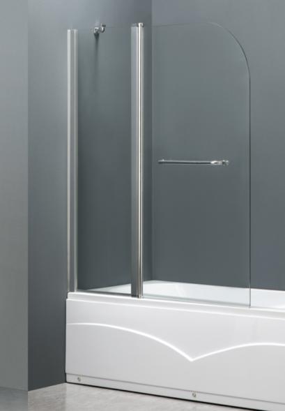 courbe sans cadre tremp coulissantes en verre cran de douche pour baignoire paroi de douche id. Black Bedroom Furniture Sets. Home Design Ideas