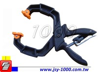 Manufacturer JSY131 Quick Release Nynlon Manual Clamp Carpentry Tools