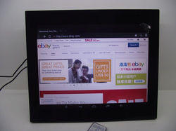 15 inch wifi digital photo frame Android4.2 system connect Internet,with Calendar & Clock & calculator