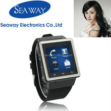 Cheap 3G android smart watch phone with Camera wifi wcdma gps 512MB+4G memory
