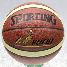 synthetic leather promotion cheap basketball size 3 5 6 7