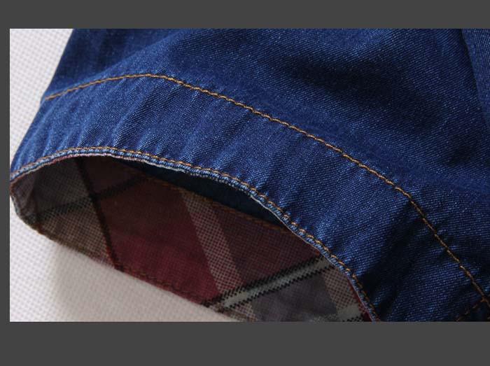 men short sleeve shirt detail 3