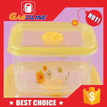 Exclusive wholesale round ball plastic container