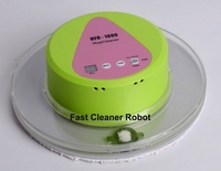 Mini Robot Automatic Wet And Dry Mop Cleaner With 247ml Water tank