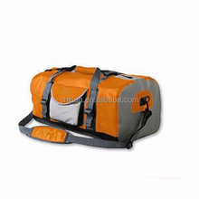 New and high quality Orange with black wholesale sport bag