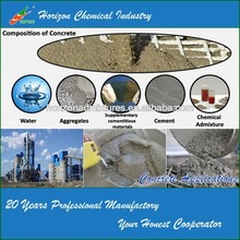 Low Cost Concrete Water Reducer - Polycarboxylate Superplasticizer