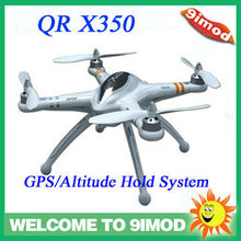 2013 New product! Walkera QR X350 FPV RC Quadcopter With GPS/ Altidude Hold System W/T DEVOF7 Transmitter RTF