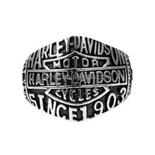 High quality 316l stainless steel custom signet champion rings