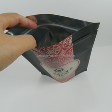 Eco friendly backery paper bag/food sack/roast pack of China with low price