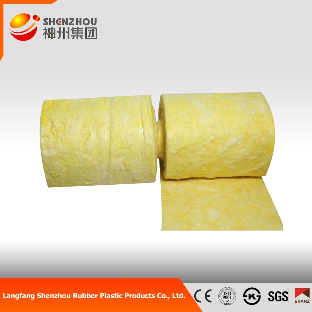 100mm fiberglass wool insulation fiberglass duct for Fiberglass wool insulation