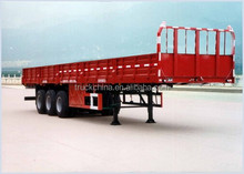 LUFENG 3 axles 20ft & 40ft Container and Cargo Semitrailer for sale