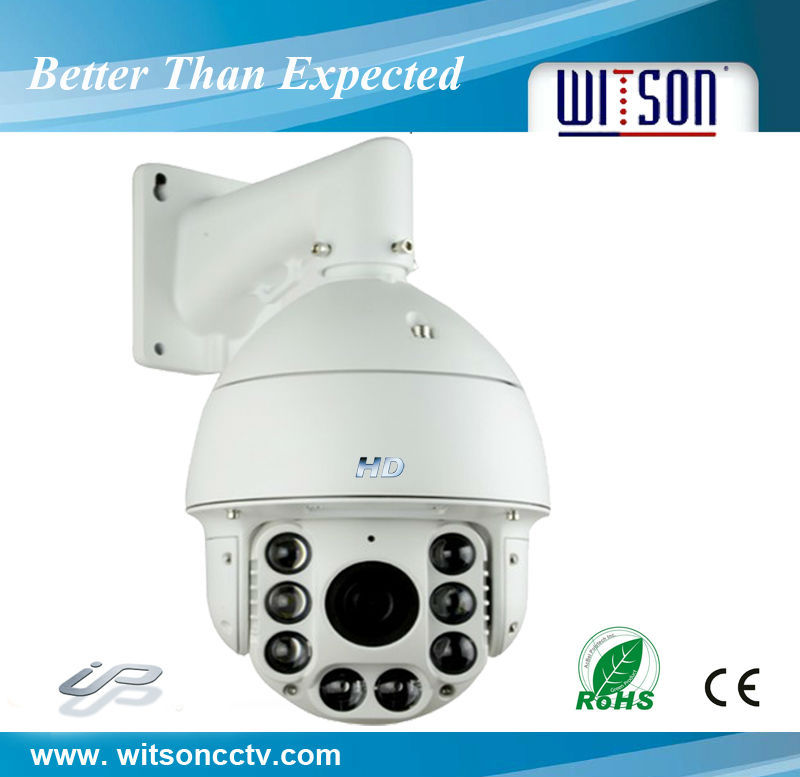 Best ip câmera speed dome câmera ip Webcam w3-sdn7804