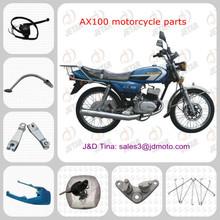 Suzuki motorcycle parts and accessories AX100