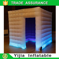 High quality inflatable photo cabin photo booth at weddings