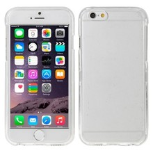 Summer Mobile Phone Case Transparent Protective PC Case for iPhone 6