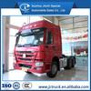SINO HOWO 6X4 heavy duty truck semi-trailer tractor truck