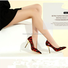 Top quality brand lady fashion dress shoes match clothing women high heel summer/autumn pumps