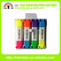 [cixi chentian factory]2014 Hot Sale Top Quality Best Price no-toxic bone shape highlighter