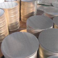 Aluminum circles for Stainless Cookware Bottom Plates 0.5-6.0mm