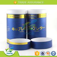 Custom high end olive oil bottle paper packing box