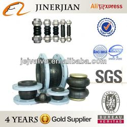 Rubber ball joint of rubber joints