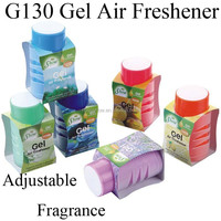gel air freshener adjustable fragrance gel air freshener
