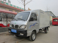 electric mini van truck with EEC certificate from china