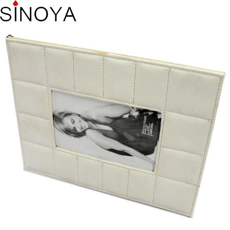 8x7 Leather black photo frame, View black photo frame, OEM Photo ...