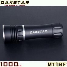 DAKSTAR MT16F XML U2 1000LM 18650 OR 26650 Magnetic Torch Light
