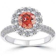 Newly design diamond popular style fashion fine silver jewelry