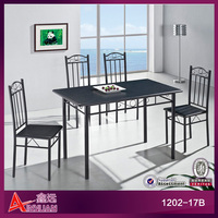 coffee shop tables and chairs mdf dining table and chair one piece table and chairs