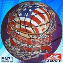 Standard Size famous brand basket balls