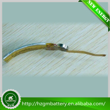 3.7v 95mAh High quality rechargeable lithium battery pack