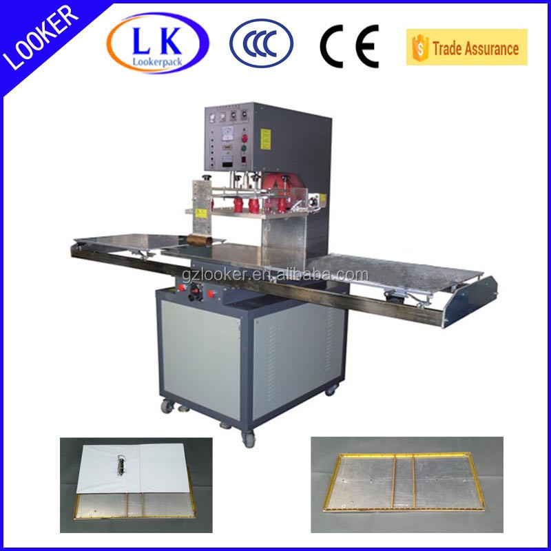Book Covering Machine : Plastic book cover making machine for a file buy