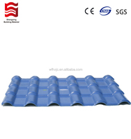 Price of sound absorption and heat insulation corrugated pvc roof sheets