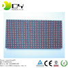 P10 dip single color red led display module