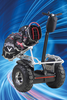 Outdoorsports entertainment Off-road 2 wheel stand up electric scooter for sale