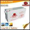 Wind PV system Agm battery deep cycle 12v 6v 24v solar battery 150ah