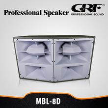 GRF profesional de alta media potencia sirena