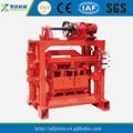 Qtj4- 40b2 tijolos de cimento que faz a máquina/semi automática bloco de concreto máquina