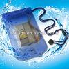 Hot Sale PVC ziplock waterproof bag for smart phone