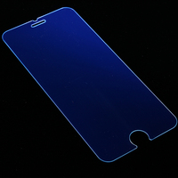 Mobile phone accessory for iphone, anti blue light tempered glass for iphone 6