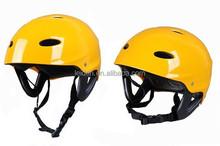yellow HALF FACE drifting helmet WATER extreme sports helmet TN8602